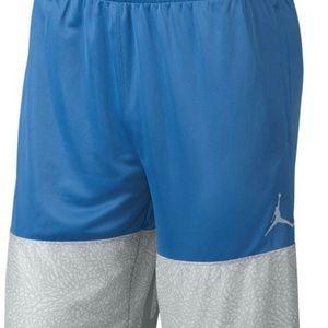 Nike Air Jordan Blackout Shorts Sz XL New